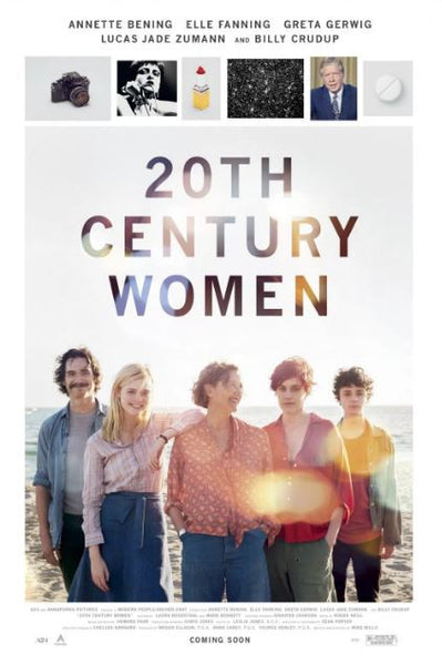 20th CENTURY WOMEN HD iTunes DIGITAL COPY MOVIE CODE