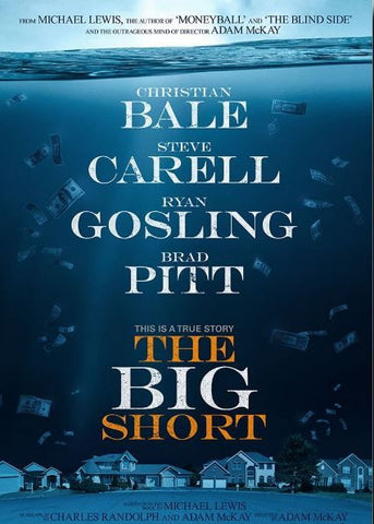 BIG SHORT (THE) HDX UV ULTRAVIOLET DIGITAL MOVIE CODE