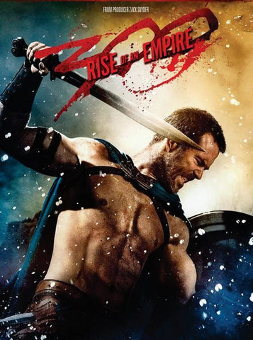 300 RISE OF AN EMPIRE HDX UV ULTRAVIOLET DIGITAL MOVIE CODE