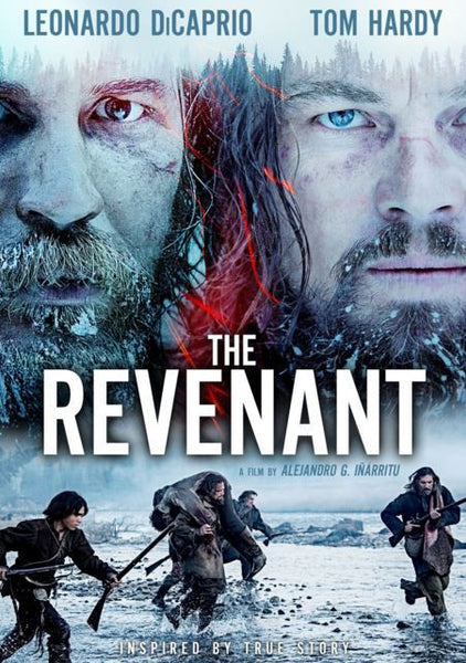 REVENANT (THE) HDX UV ULTRAVIOLET DIGITAL MOVIE CODE