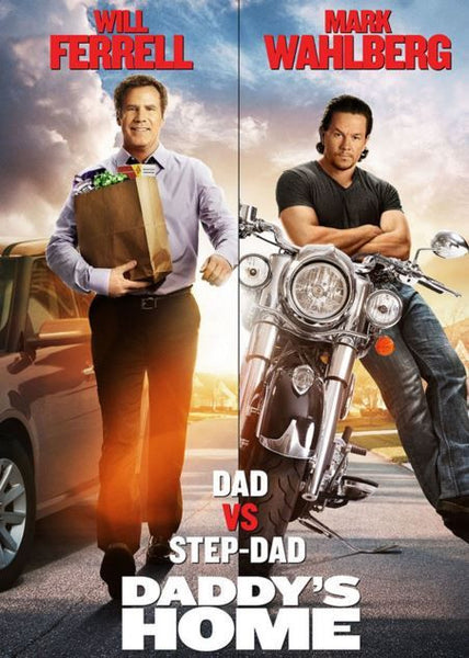 DADDY'S HOME HD iTunes DIGITAL COPY MOVIE CODE