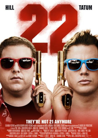 22 JUMP STREET SD UV ULTRAVIOLET DIGITAL MOVIE CODE