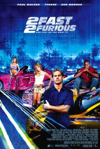 2 FAST 2 FURIOUS HD iTunes DIGITAL COPY MOVIE CODE