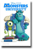 MONSTERS UNIVERSITY DISNEY HD GOOGLE PLAY DIGITAL COPY MOVIE CODE (DIRECT INTO GOOGLE PLAY) USA CANADA