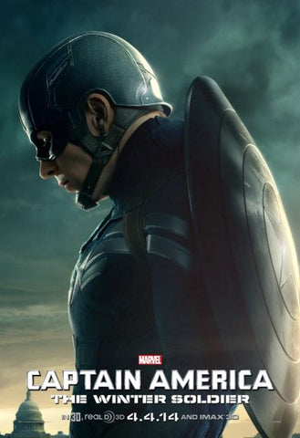 CAPTAIN AMERICA 2 THE WINTER SOLDIER MARVEL DISNEY HD GOOGLE PLAY CODE
