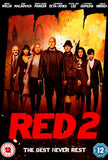 RED 2 HD iTunes DIGITAL COPY MOVIE CODE