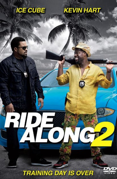 RIDE ALONG 2 HD iTunes DIGITAL COPY