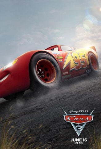 CARS 3 DISNEY HD GOOGLE PLAY CODE