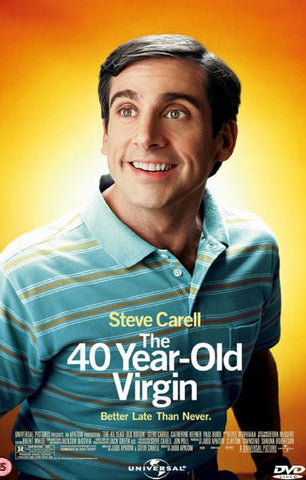 THE 40 YEAR OLD VIRGIN UNRATED HD iTunes DIGITAL COPY MOVIE CODE