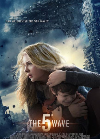 5TH WAVE (THE) HDX UV ULTRAVIOLET DIGITAL MOVIE CODE