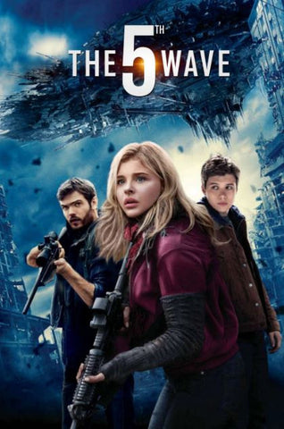 THE 5TH WAVE SD UV ULTRAVIOLET DIGITAL MOVIE CODE