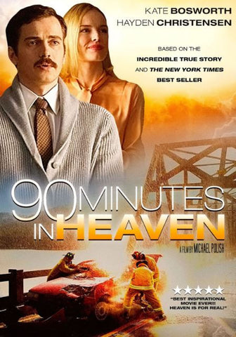90 MINUTES IN HEAVEN HDX UV ULTRAVIOLET DIGITAL MOVIE CODE