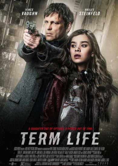 TERM LIFE HD iTunes DIGITAL COPY MOVIE CODE ONLY (DIRECT INTO ITUNES) USA