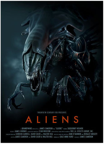 ALIENS HD iTunes DIGITAL COPY MOVIE CODE