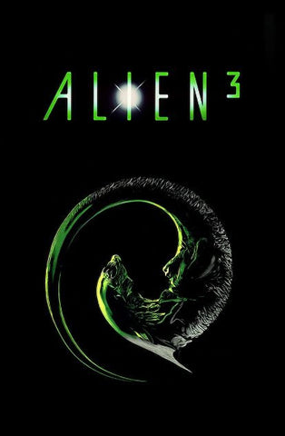 ALIEN 3 HD iTunes DIGITAL COPY MOVIE CODE