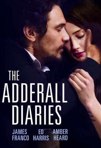 ADDERALL DIARIES SD UV ULTRAVIOLET DIGITAL MOVIE CODE