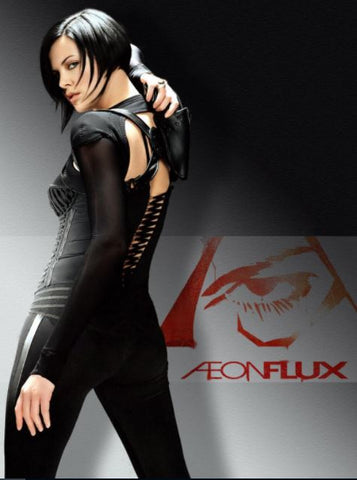 AEON FLUX HDX UV ULTRAVIOLET DIGITAL MOVIE CODE