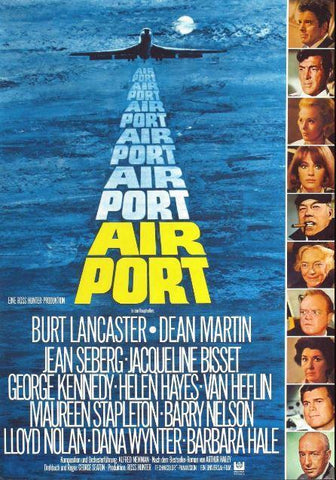 AIRPORT 1970 HD iTunes DIGITAL COPY MOVIE CODE
