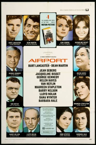 AIRPORT 1970 HDX UV ULTRAVIOLET DIGITAL MOVIE CODE