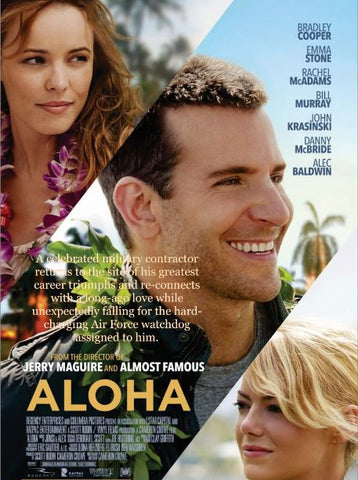 ALOHA SD UV ULTRAVIOLET DIGITAL MOVIE CODE