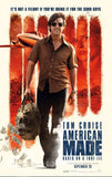 AMERICAN MADE HDX VUDU DIGITAL MOVIE CODE (READ THE DESCRIPTION FOR REDEMPTION INFO) USA