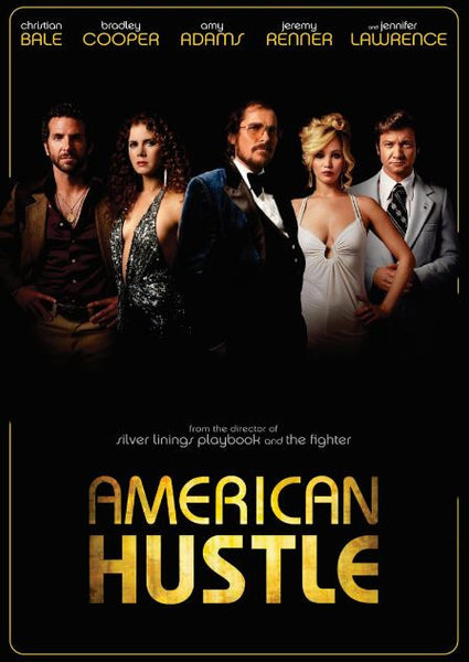 AMERICAN HUSTLE HD iTunes DIGITAL COPY MOVIE CODE