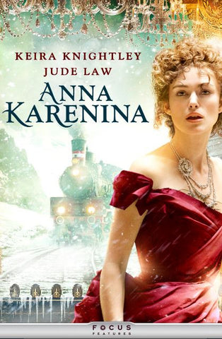 ANNA KARENINA HD iTunes DIGITAL COPY MOVIE CODE