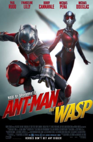 ANT MAN AND THE WASP MARVEL DISNEY HD DC DIGITAL MOVIE CODE