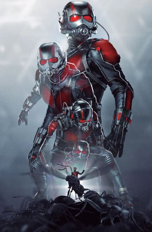 ANT MAN DISNEY HD GOOGLE PLAY CODE