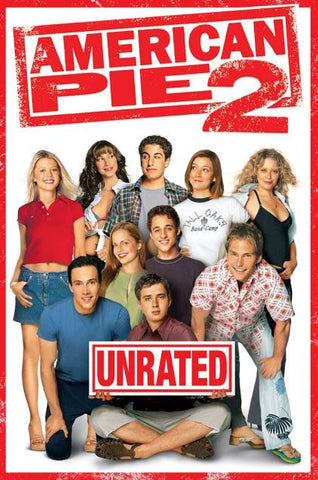AMERICAN PIE 2 UNRATED HD iTunes DIGITAL COPY MOVIE CODE