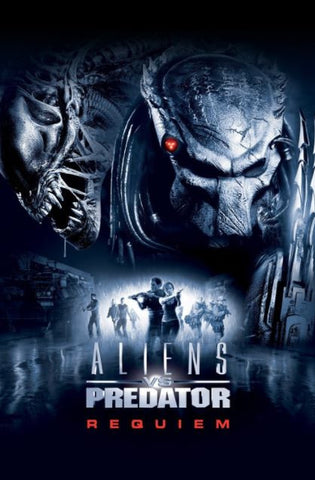 ALIEN VS PREDATOR REQUIEM XML DIGITAL COPY MOVIE CODE ONLY - USA CANADA