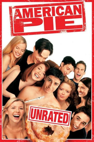 AMERICAN PIE UNRATED HDX UV ULTRAVIOLET DIGITAL MOVIE CODE