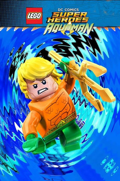 LEGO AQUAMAN RAGE OF ATLANTIS DC SUPER HEROES HDX MOVIES ANYWHERE DIGITAL COPY MOVIE CODE (READ DESCRIPTION FOR REDEMPTION SITE) USA
