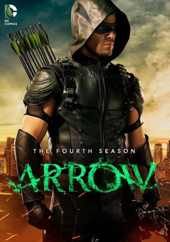 ARROW SEASON 4 HDX UV ULTRAVIOLET DIGITAL MOVIE CODE