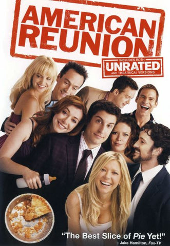 AMERICAN REUNION UNRATED HDX UV ULTRAVIOLET DIGITAL MOVIE CODE