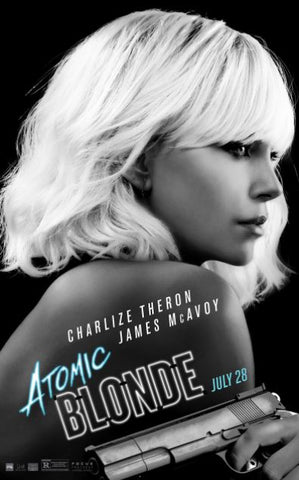 ATOMIC BLONDE HD UV ULTRAVIOLET DIGITAL MOVIE CODE - USA CANADA