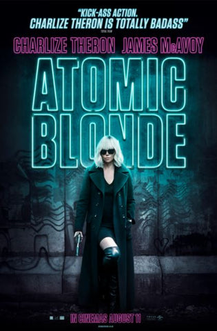 ATOMIC BLONDE HDX VUDU (USA) / HD GOOGLE PLAY (CANADA) DIGITAL COPY MOVIE CODE (READ DESCRIPTION FOR REDEMPTION SITE) USA CANADA