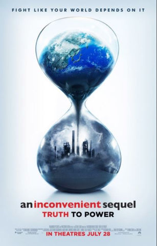 AN INCONVENIENT SEQUEL TRUTH TO POWER HD iTunes DIGITAL COPY MOVIE CODE ONLY - USA CANADA