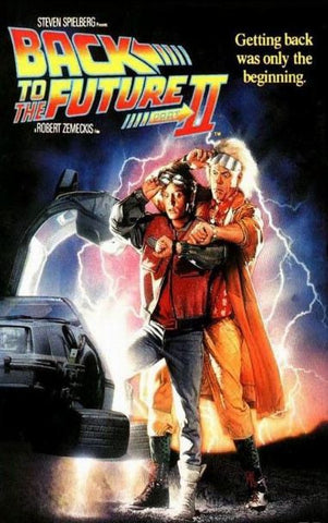 BACK TO THE FUTURE 2 HDX VUDU (USA) / HD GOOGLE PLAY (CANADA) DIGITAL COPY MOVIE CODE ONLY (READ THE DESCRIPTION FOR REDEMPTION SITE)