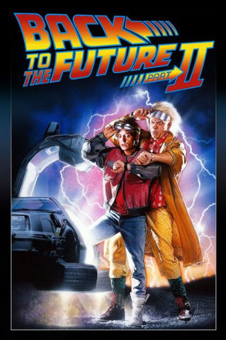 BACK TO THE FUTURE 2 HD iTunes DIGITAL COPY MOVIE CODE