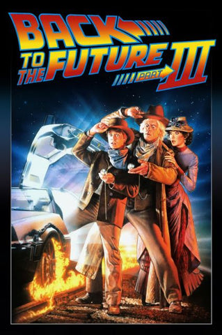 BACK TO THE FUTURE 3 HD iTunes DIGITAL COPY MOVIE CODE