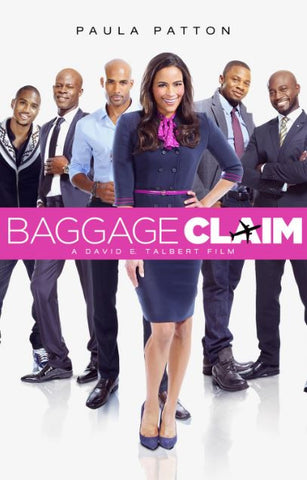 BAGGAGE CLAIM HDX UV ULTRAVIOLET DIGITAL COPY MOVIE CODE