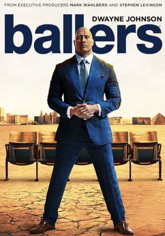 BALLERS HBO SEASON 3 HDX UV ULTRAVIOLET DIGITAL MOVIE CODE