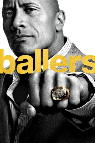 BALLERS HBO SEASON 1 HD GOOGLE PLAY DIGITAL COPY MOVIE CODE ONLY - USA ONLY