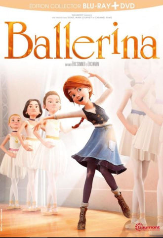 BALLERINA HD iTunes DIGITAL COPY MOVIE CODE