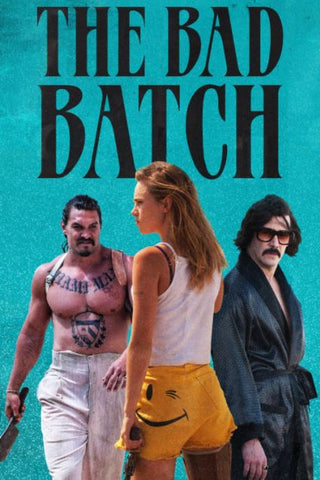 THE BAD BATCH HD GOOGLE PLAY CANADIAN ACCOUNT