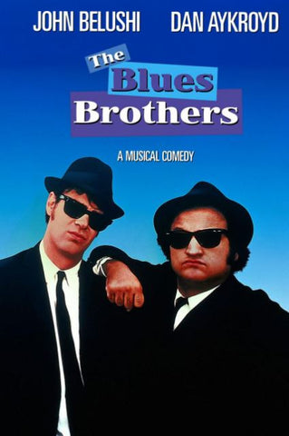 THE BLUES BROTHERS HDX UV ULTRAVIOLET DIGITAL MOVIE CODE