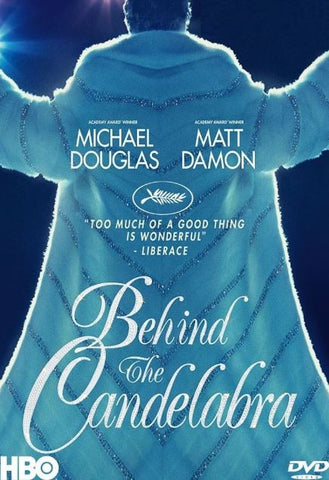 HBO's BEHIND THE CANDELABRA HD GOOGLE PLAY DIGITAL COPY MOVIE CODE