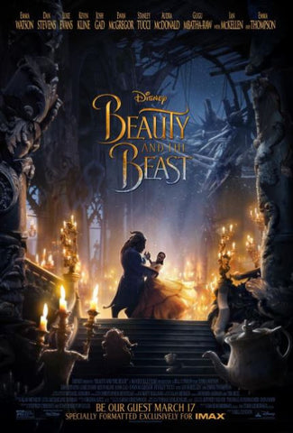 BEAUTY AND THE BEAST (LIVE) DISNEY HDX VUDU, HDX MOVIES ANYWHERE, HD iTunes DIGITAL COPY MOVIE CODE (READ DESCRIPTION FOR REDEMPTION SITE/STEP/INFO) USA