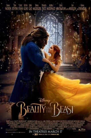 BEAUTY AND THE BEAST (LIVE) HD DMA DISNEY DIGITAL MOVIE CODE